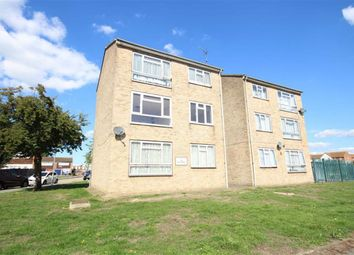 Thumbnail 1 bed flat for sale in Neave Crescent, Romford