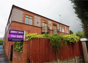 Thumbnail 3 bed semi-detached house for sale in Staley Street, Oldham