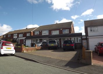 Thumbnail 3 bed semi-detached house to rent in Aviemore Crescent, Great Barr, Birmingham