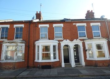 Thumbnail 3 bed property to rent in Wycliffe Road, Northampton