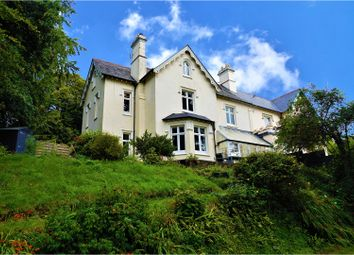 Thumbnail 6 bed semi-detached house for sale in College Road, Newton Abbot