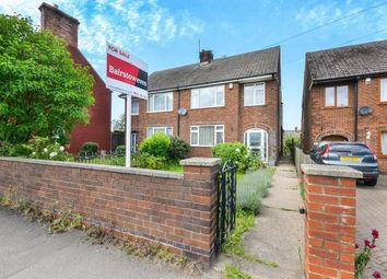 Thumbnail 3 bed semi-detached house for sale in Mansfield Road, South Normanton, Alfreton, Derbyshire