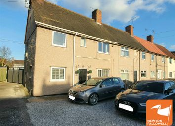 Thumbnail 2 bed terraced house for sale in Third Avenue, Clipstone Village, Mansfield