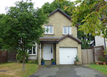Thumbnail 4 bed detached house for sale in Lumsden Park, Cupar, Fife