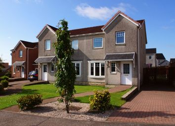 Thumbnail 3 bed semi-detached house for sale in Chestnut Crescent, Leven