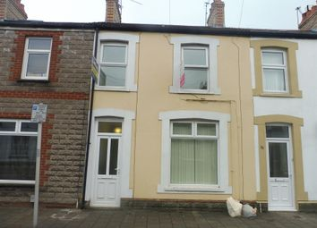Thumbnail 1 bed flat for sale in Bradley Street, Roath, Cardiff