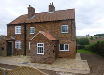 Thumbnail 2 bed cottage to rent in Grove Road, South Leverton, Retford