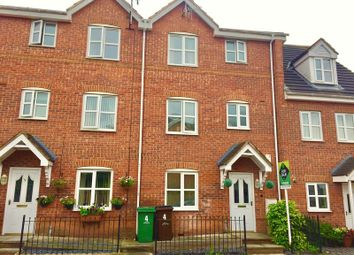 Thumbnail 4 bed town house for sale in Banksman Close, Thorneywood, Nottingham