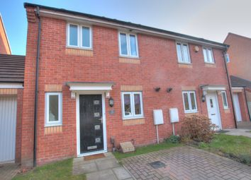 3 bed semi-detached house for sale in Greenvale Avenue, Slatyford, Newcastle Upon Tyne NE5