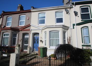 Thumbnail 1 bed maisonette to rent in Alcester Street, Stoke, Plymouth