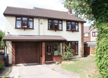 Thumbnail 4 bedroom detached house for sale in Patterdale Road, Harwood, Bolton