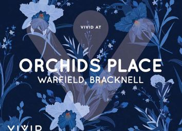 Thumbnail 3 bed terraced house for sale in Orchid Place, Warfield