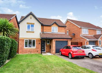 Thumbnail 3 bed detached house for sale in Tattershall Drive, Peterborough
