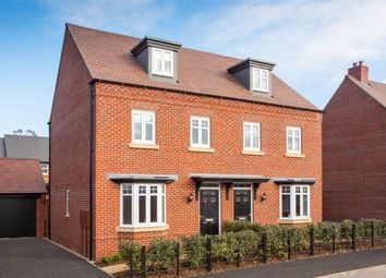 """Thumbnail 3 bedroom semi-detached house for sale in """"Kennett"""" at Welland Close, Burton-On-Trent"""