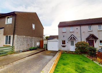 Thumbnail 2 bed end terrace house for sale in Heabrook Parc, Heamoor, Penzance, Cornwall