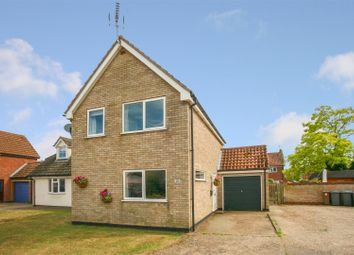 Thumbnail 3 bed link-detached house for sale in Tunstall Green, Tunstall, Woodbridge