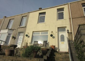 Thumbnail 3 bed terraced house to rent in Kinley Street, St Thomas, Swansea.