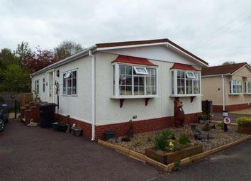 Thumbnail 2 bed mobile/park home for sale in Marham, King's Lynn, Norfolk