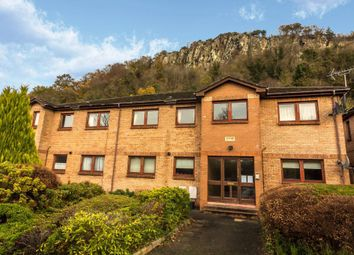 Thumbnail 2 bed flat for sale in 12 Abbey Craig Court, Stirling