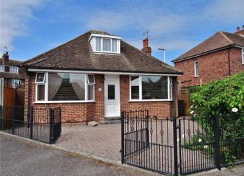 Thumbnail 2 bed detached bungalow for sale in Broadwater Way, Broadwater, Worthing