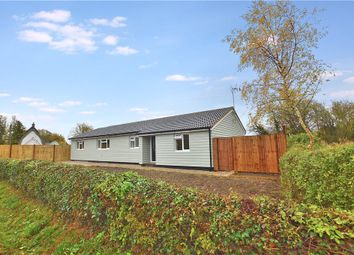 Thumbnail 4 bed detached bungalow for sale in School Lane, Takeley, Bishop's Stortford
