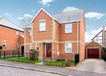 Thumbnail 3 bed detached house for sale in Langdon Hills, Basildon, Essex