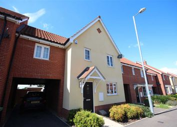 Thumbnail 4 bed detached house for sale in Legerton Drive, Clacton-On-Sea