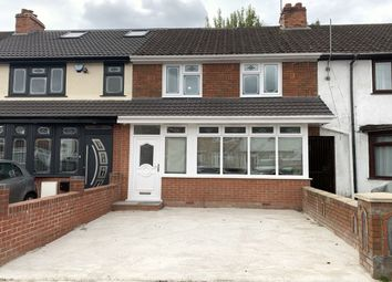 Thumbnail 3 bed terraced house for sale in Kenwood Road, Birmingham