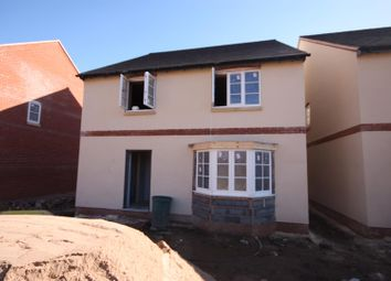 Thumbnail 4 bed detached house for sale in Manor Road, Donington Le Heath, Coalville