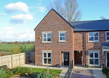 Thumbnail 3 bedroom terraced house for sale in Hob Stone Court, York