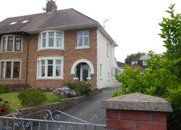 Thumbnail 3 bedroom property for sale in 58 West Road, Bridgend, Bridgend.