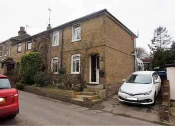Thumbnail 3 bed semi-detached house for sale in Church Lane, Sittingbourne