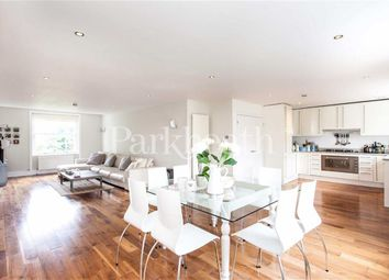 Thumbnail 3 bedroom flat for sale in Haverstock Hill, Belsize Park, London