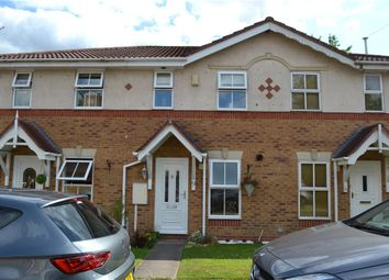 Thumbnail 2 bed terraced house for sale in Doulton Close, Potters Green, Coventry, West Midlands