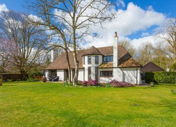 Berry Lane, Blewbury, Oxfordshire OX11. 4 bed detached house for sale
