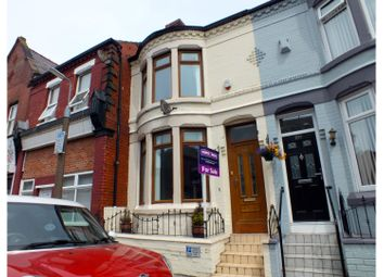 Thumbnail 3 bed terraced house for sale in Walton Village, Liverpool