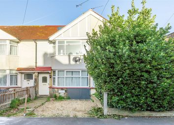 Thumbnail 3 bed terraced house for sale in Camrose Avenue, Feltham