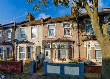 Thumbnail Terraced house for sale in Woodside Road, Plaistow
