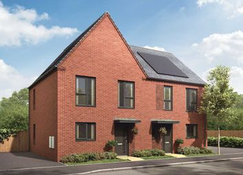"Thumbnail 3 bedroom detached house for sale in ""The Clyde"" at Showell Road, Wolverhampton"