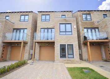 Thumbnail 4 bed detached house for sale in The Bridges, Thongsbridge, Holmfirth