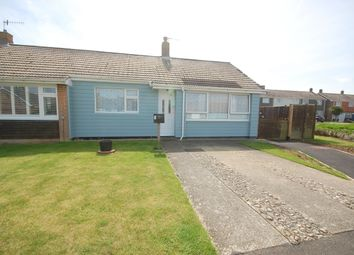 Thumbnail 1 bed semi-detached bungalow for sale in Landseer Drive, Selsey
