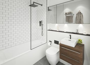 Thumbnail 2 bedroom flat for sale in Springfield Lane, Salford, Manchester
