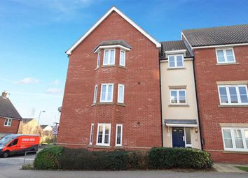 Thumbnail 2 bed flat for sale in Croft Street, Ipswich