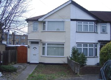 Thumbnail 2 bed end terrace house to rent in Kingsmead Drive, Northolt