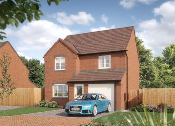 Thumbnail 3 bed detached house for sale in Creswell Croft, Creswell Manor Farm, Stafford
