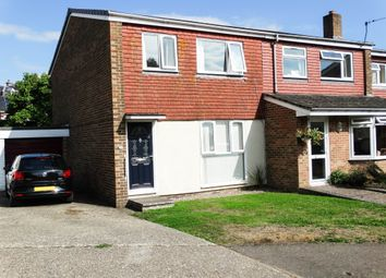 3 bed semi-detached house for sale in Little Breach, Chichester PO19