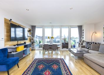 Thumbnail 3 bed flat for sale in The Crescent, 2 Seager Place, London