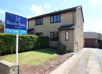 Thumbnail 2 bed semi-detached house for sale in Park Street, Gomersal, Cleckheaton