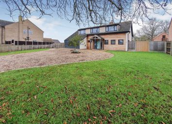 Thumbnail 4 bed detached house for sale in Main Street, Norton Disney, Lincoln