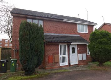 Thumbnail 1 bedroom flat to rent in Shipwrights Close, Worcester